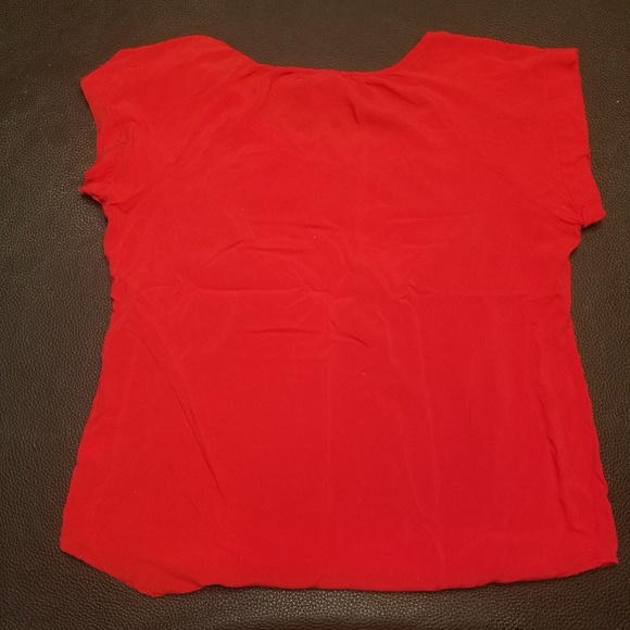 Old Navy Tops - Old navy red shirt